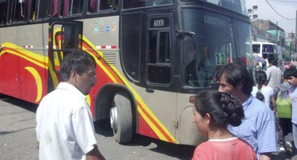 Ica: dos muertos dejó asalto en un bus interprovincial