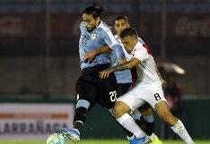 Uruguay venció 1-0 a Perú en amistoso de fecha FIFA