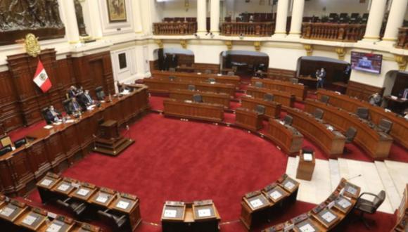 El pleno del Congreso fue convocado para este jueves a las 10 de la mañana. (Foto: Andina)