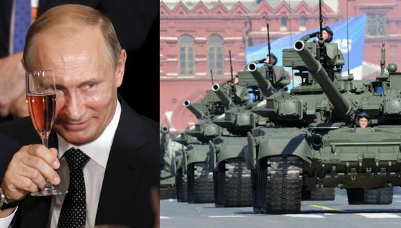 Las históricas incursiones militares de Rusia en el extranjero