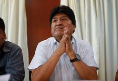 Bolivia: candidatura de Evo Morales a senador debe pasar por un nuevo filtro