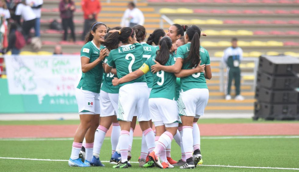 México tiene, por ahora, tres puntos en los Juegos Panamericanos Lima 2019. (Twitter: @FMF)