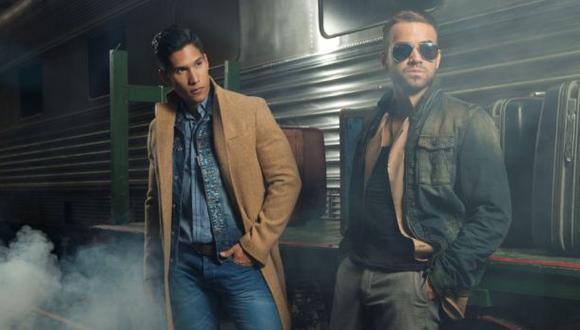 Chino y Nacho en Lima: dúo se declara admirador de Gian Marco