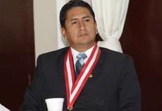 Vladimir Cerrón: suspenden a gobernador regional de Junín por sentencia en su contra