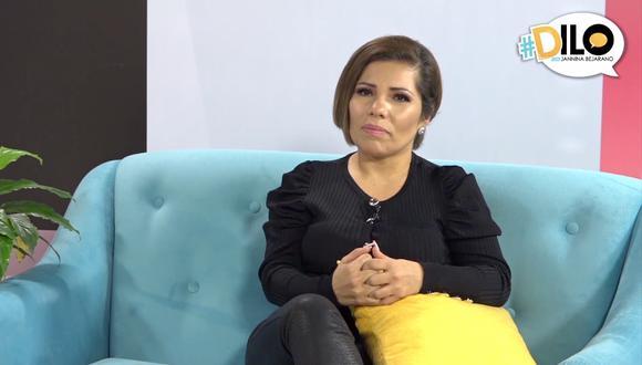 Susan Ochoa rememora su infancia en #Dilo.