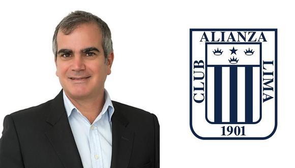 Miguel Pons fue elegido como nuevo administrador de Alianza Lima. (Foto: Ovación)