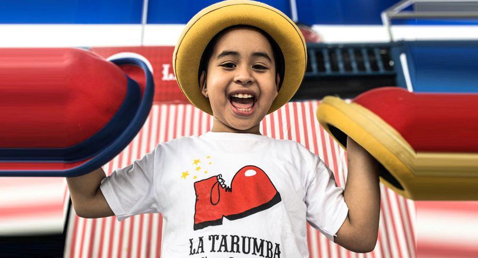 La Tarumba inicia en abril sus talleres creativos de invierno 2020. (Foto: La Tarumba)