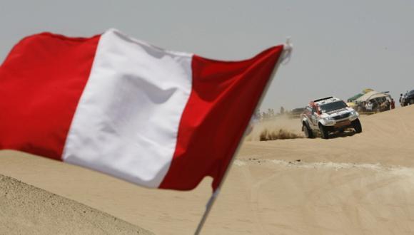 El Rally Dakar 2015 tenía como llegada el norte del Perú