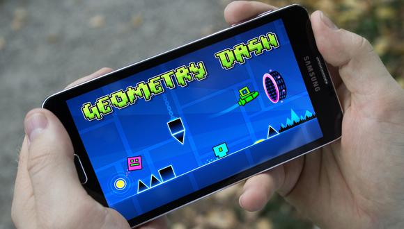 Geometry Dash. (Foto: Place.to)