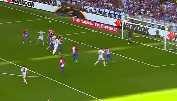 Real Madrid: Pepe marcó golazo tras genial centro de Kroos
