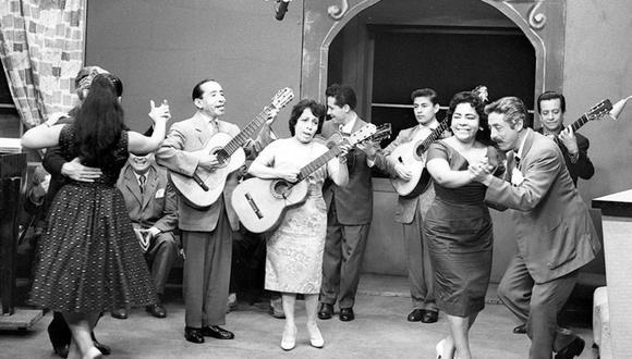 """Eloísa Angulo es recordada como """"La Soberana de la canción criolla"""". Falleció a los 72 años un 30 de octubre. (Foto: Archivo histórico de El Comercio)."""