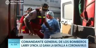 Coronavirus en Perú: Bomberos enfrentan a la COVID-19
