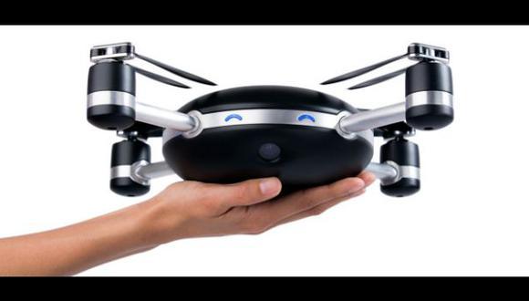 Este dron te sigue a todas partes [VIDEO]