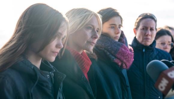 """""""Chicas perdidas"""", película disponible en Netflix desde el 13 de marzo."""