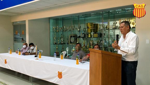 El presidente de Atlético Grau considera que si Stein juega en Primera, ellos también deberían hacerlo. (Foto: Facebook)