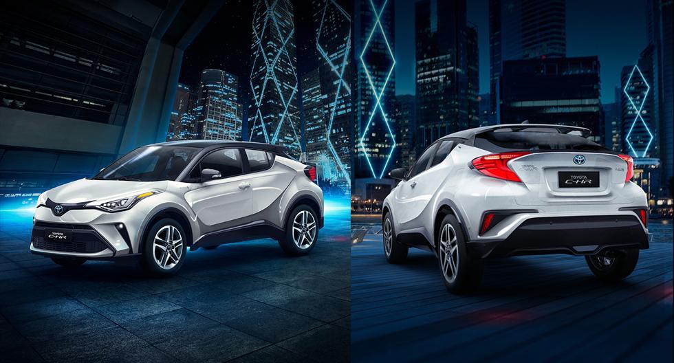 Se comercializará en dos versiones, la C-HR 1.8 Full D-Lux y la C-HR 1.8 Premium. (Foto: Difusión)