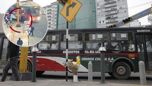 Miraflores: Cámara de vigilancia muestra atropello a joven sobre scooter eléctrico