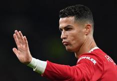 Cristiano Ronaldo: ¿cuál fue su mensaje tras la aparatosa caída del United ante Liverpool?