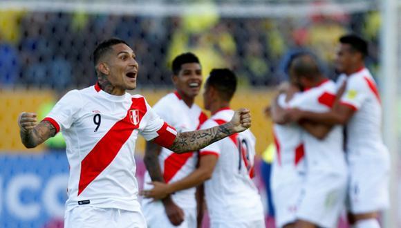 Selección peruana. (Reuters)