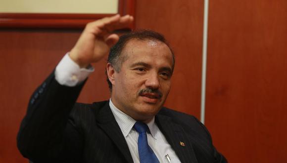"""""""El Decreto de Urgencia 036 tiene repercusiones financieras importantes"""", señala Francisco Dumler. (Foto: GEC)"""
