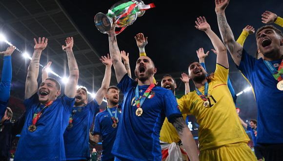 Italia venció a Inglaterra en penales y se convirtió en campeón de la Eurocopa después de 53 años
