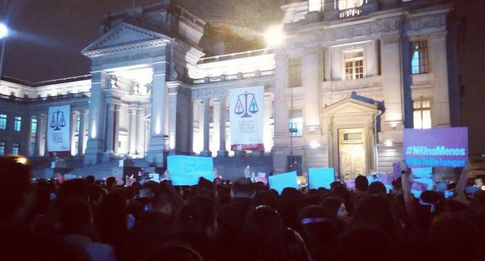 #NiUnaMenos: así se desarrolló la marcha en Lima [FOTOS] - 30