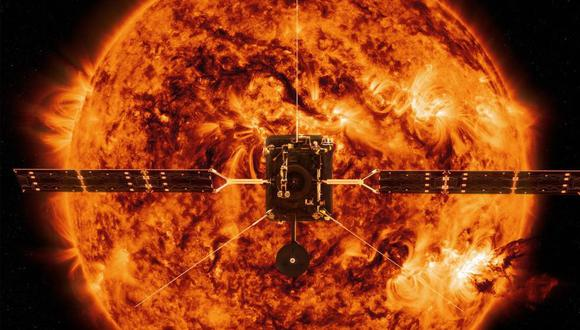 Con seis instrumentos de tomografía, la sonda europea revelará las imágenes más cercanas al Sol jamás captadas. (Ilustración: ESA/EFE)
