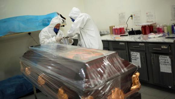 Coronavirus en México | Últimas noticias | Último minuto: reporte de infectados y muertos hoy, sábado 24 octubre del 2020 | Covid-19 | (Foto: REUTERS/Jose Luis Gonzalez).