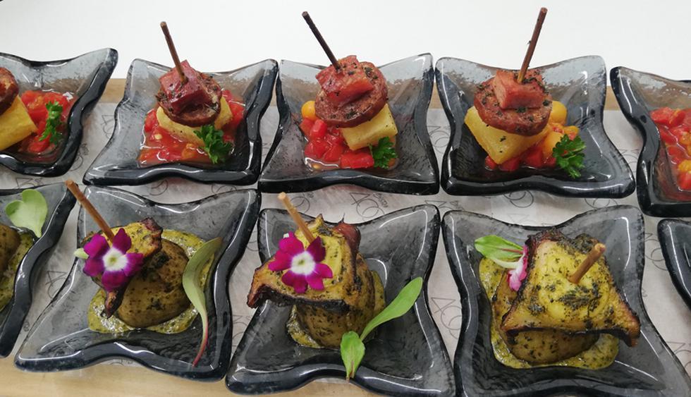 El restaurante Bistro 400 ha elaborado una carta compuesta de insumos de las distintas regiones del país. (Fotos: El Comercio)