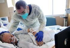 Estados Unidos registra 2.839 muertes y 73.120 contagios de coronavirus en un día