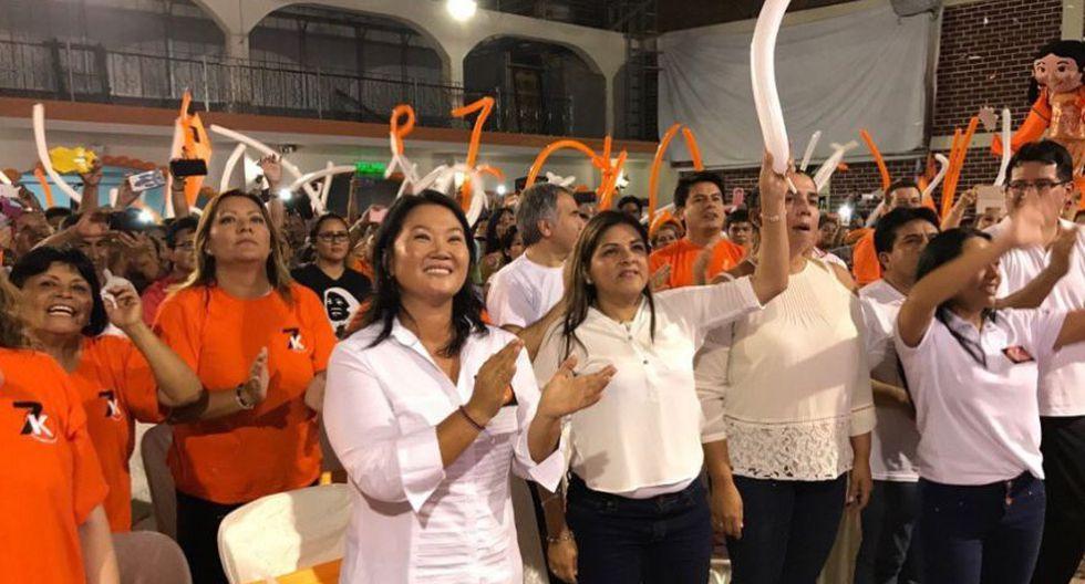 Así celebró Fuerza Popular su séptimo aniversario [FOTOS] - 1