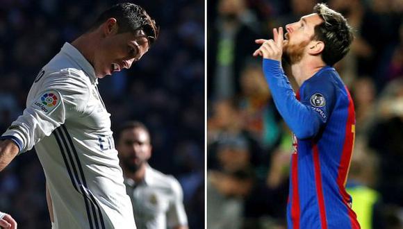 Facebook: enero, un mes de goles mágicos para Cristiano y Messi