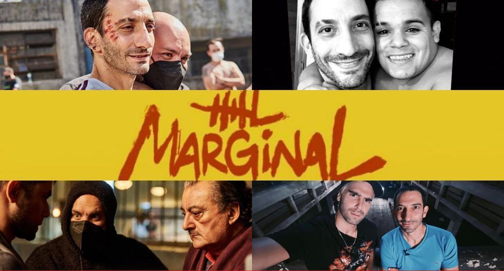 """Juan Minujín es uno de los actores de """"El marginal"""" en postear constantemente los entretelones de la grabación de la serie. Por él sabermos que no solo ya se terminó de rodar la cuarta temporada sino que ya dieron inicio a la parte 5."""
