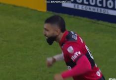 Liga de Quito vs. Flamengo: 'Gabigol' no perdona y anota el 1-0 en Quito [VIDEO]