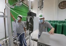 Coronavirus: gobernador de Ayacucho confirmó la instalación de 4 nuevas plantas de oxígeno medicinal
