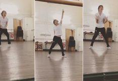 Facebook: Mick Jagger sorprende con pasos de baile tras un mes de operación al corazón