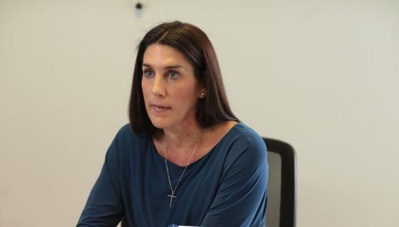 Carolina Lizárraga advirtió que demorar las investigaciones en la subcomisión afectará la búsqueda de justicia. (Foto: Juan Ponce / GEC)