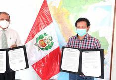 Loreto: firman convenio para elaboración de expediente técnico y construcción de establecimiento de salud en Mayuriaga