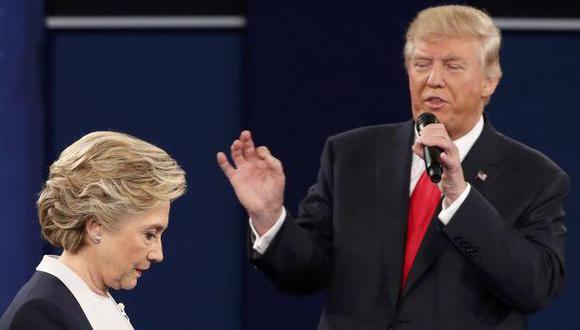 """Trump: Gobierno """"interfiere"""" en investigación del FBI a Clinton"""
