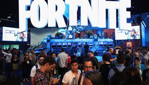 Fortnite es el videojuego más popular del momento. (Foto: AFP)