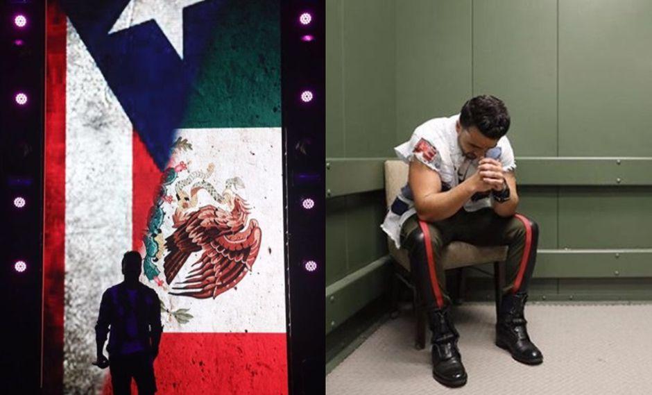 Luis Fonsi se quiebra en entrevista por las víctimas del huracán María en Puerto Rico