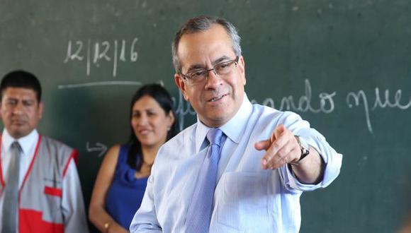 Especialistas en Educación y un analista político comentaron qué perfil debería tener el sucesor de Jaime Saavedra, censurado por el Congreso, y los retos de la siguiente gestión. (Foto: Minedu)