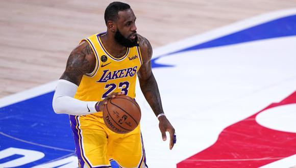 Lakers venció a Nuggets y sacó ventaja 3-1 en las finales de Conferencia Oeste de la NBA