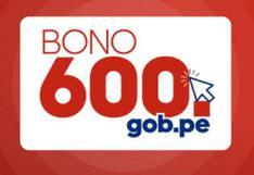 Bono 600 soles: ¿cómo puedes cobrarlo si estás dentro del Grupo 2 de beneficiarios?