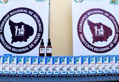 Apurímac: Gobierno Regional entregó 20 mil dosis de ivermectina para atención temprana de COVID-19