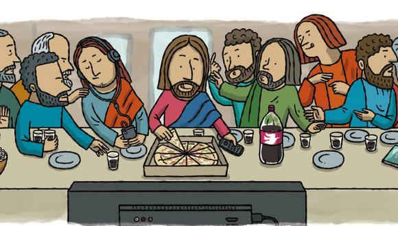 Semana Santa: canciones, libros y filmes que mencionan a Jesús