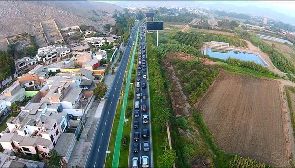 Surquillo y La Molina se suman al cierre de avenidas en Lima. (Foto: Municipalidad de La Molina)