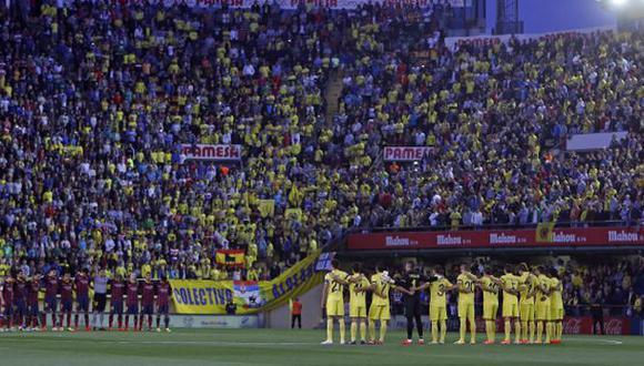 Villarreal sancionó al hincha que arrojó plátano a Dani Alves