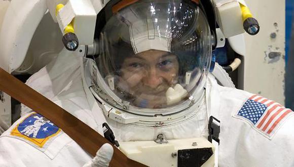 """""""Todo se trata de tener las expectativas adecuadas. Cambiar el chip y reconocer que estamos en tiempos distintos"""", comenta el astronauta. (Foto: Miguel López-Alegría/NASA)"""