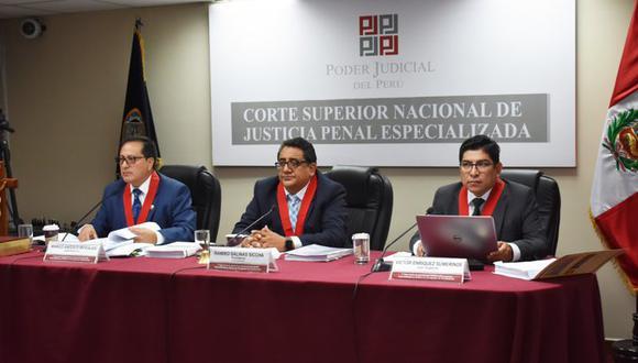 Sala Penal Anticorrupción confirmó resolución que dispone arresto domiciliario para implicado en caso Cuellos Blancos del Puerto (Foto: Poder Judicial)